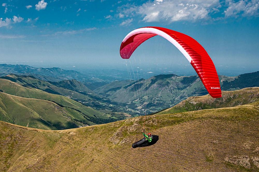 Gin Camino paraglider