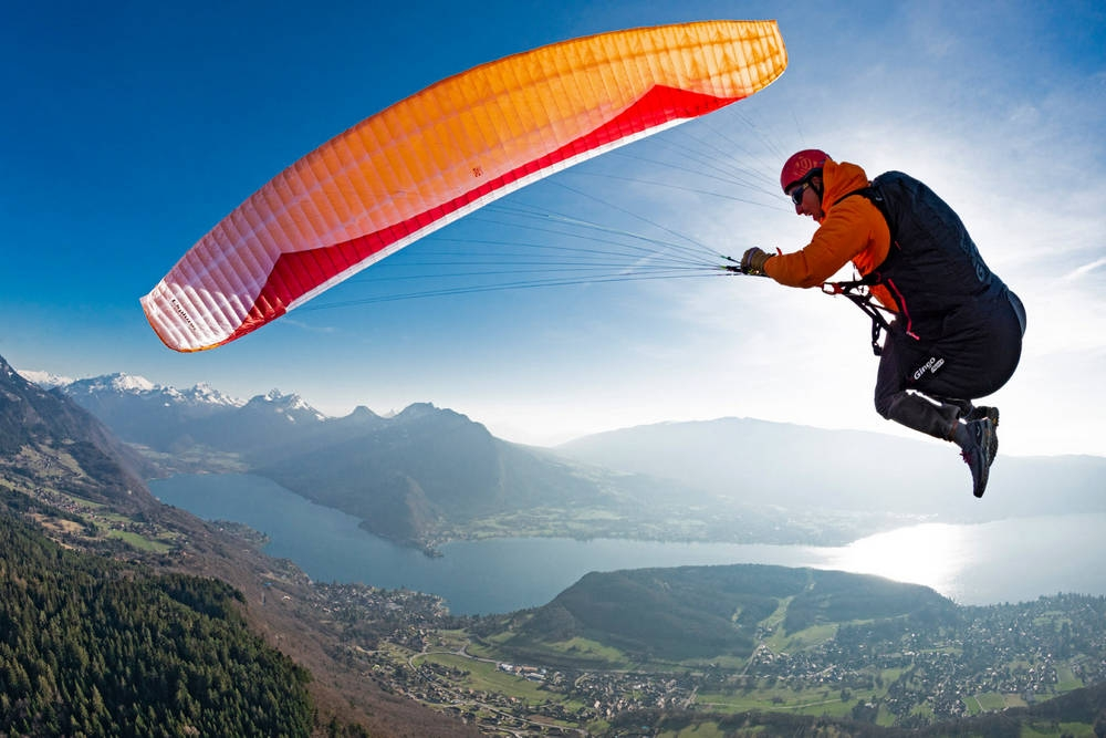 Gin Explorer lightweight paraglider