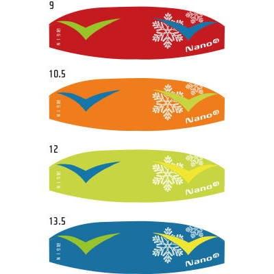 Gin Nano 4 sizes & colours