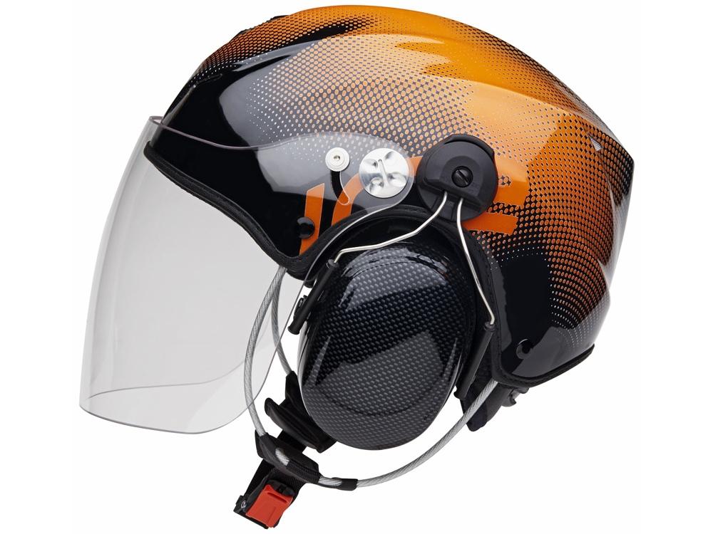 Icaro Solar X Black-Orange