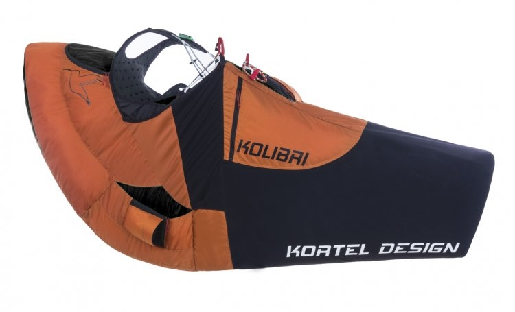Kortel Kolibri right side view