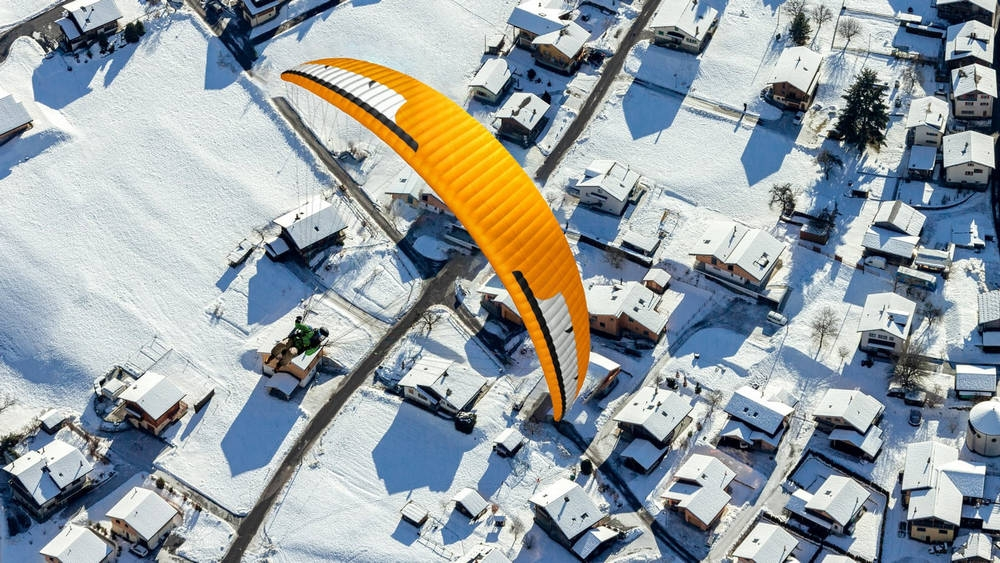Niviuk Ikuma 2 P lightweight XC paraglider