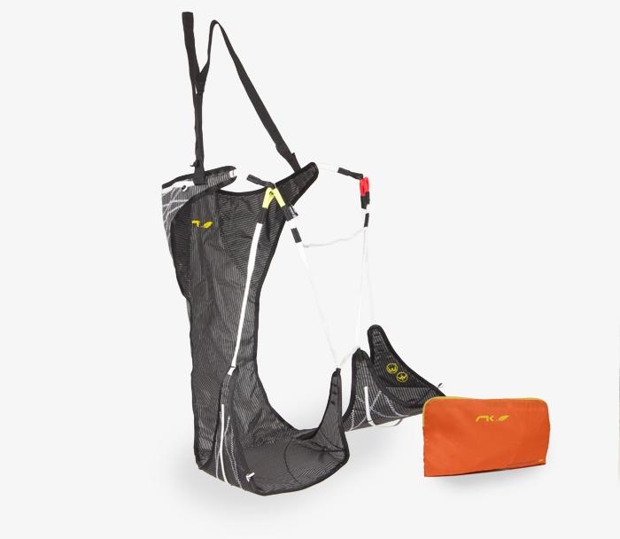 Niviuk Roamer P - fits in a tiny bag!
