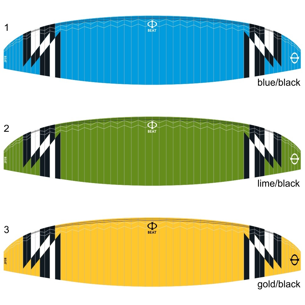 Phi BETA wing colours