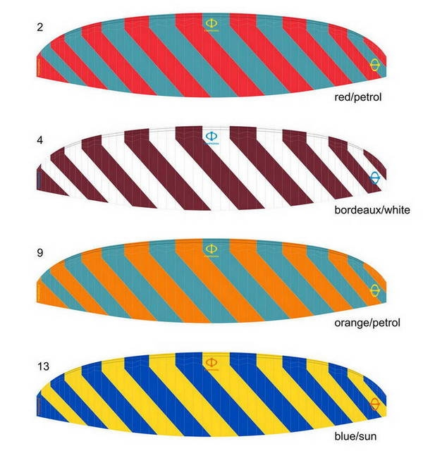 Serial Colours (standard)