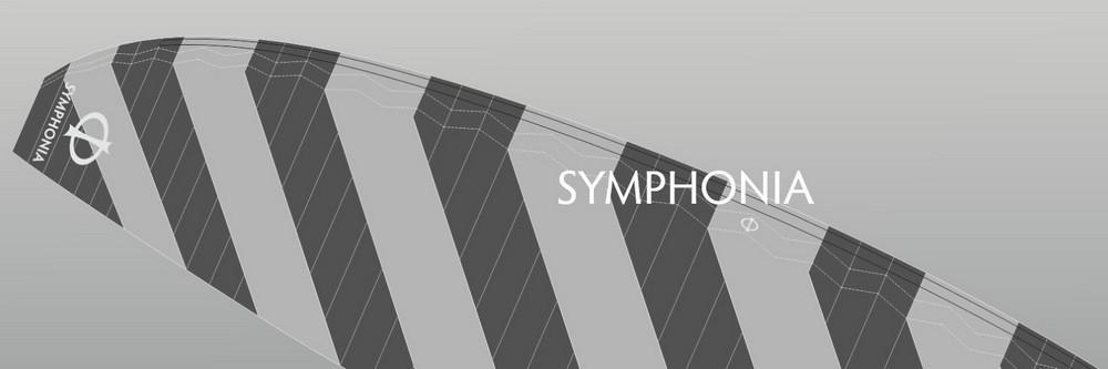 Phi SYMPHONIA graphic