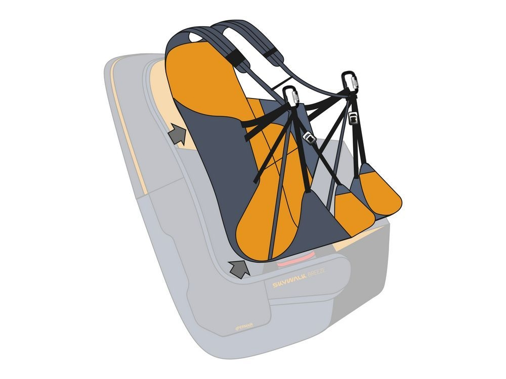 Skywalk Breeze Mountain Paragliding Harnesses Harnesses Shop Flybubble Paragliding
