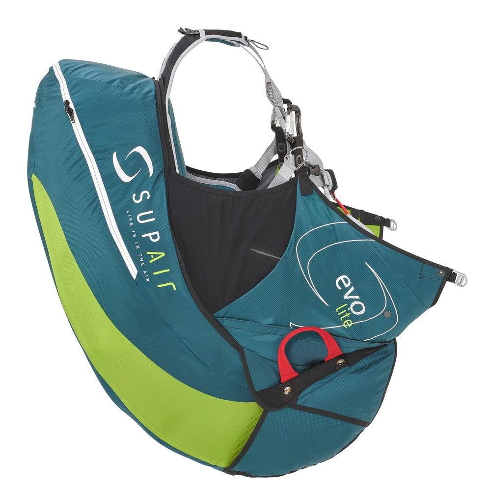 Supair EVO LITE paragliding harness