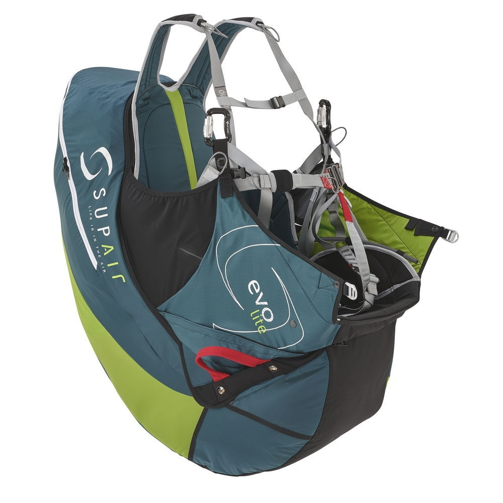Supair EVO LITE standard paragliding harness