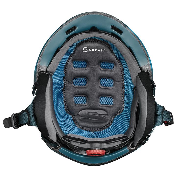 Supair Pilot paragliding helmet | Dark Blue