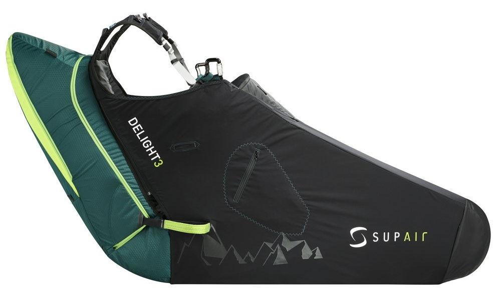 Supair Delight 3 light paragliding XC harness