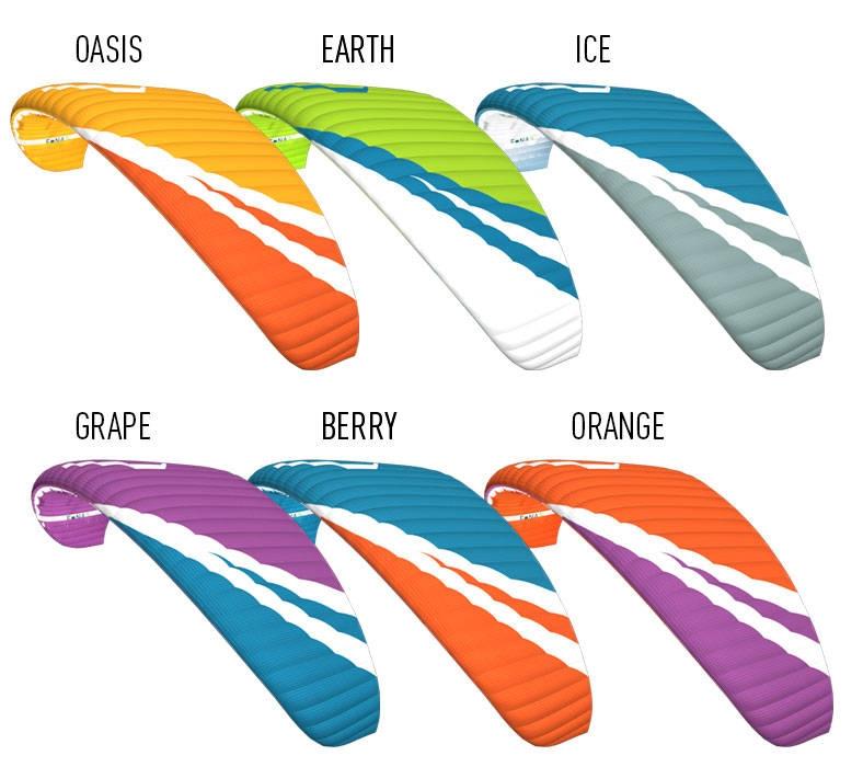 Supair EONA 3 colours
