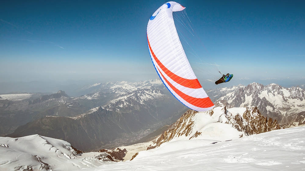 Supair SAVAGE paraglider: explore new frontiers
