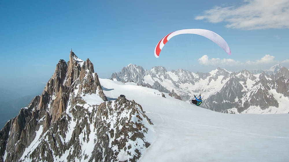 Supair SAVAGE sports paraglider (EN C)
