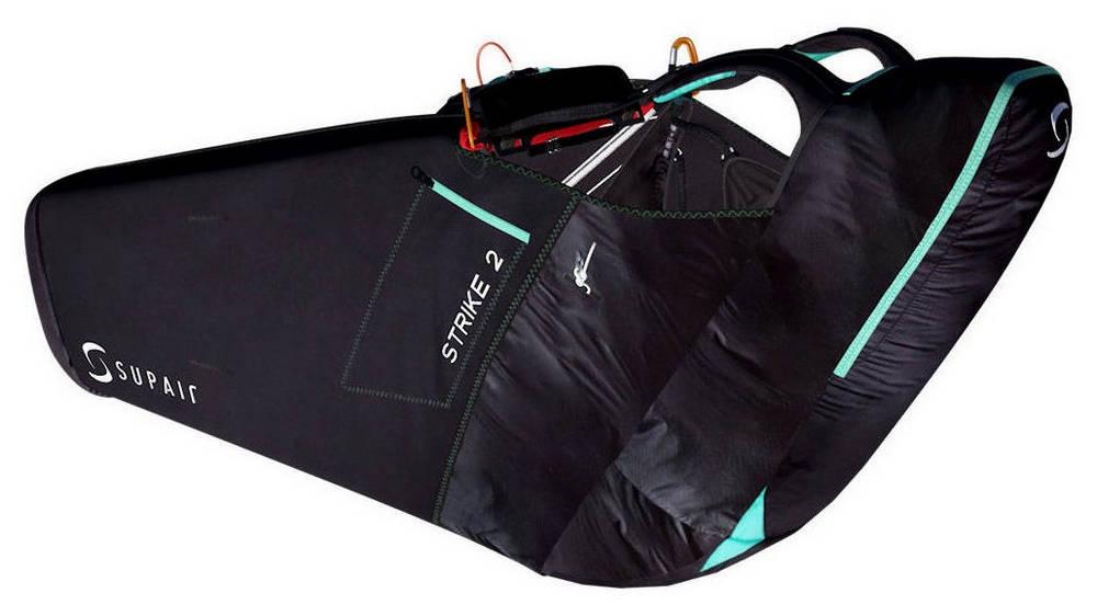 Supair STRIKE 2 pod paragliding harness