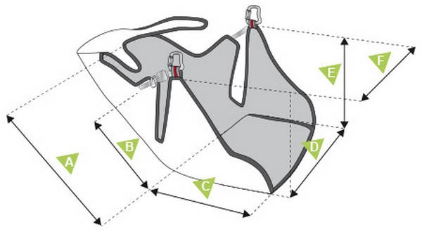 Technical data diagram