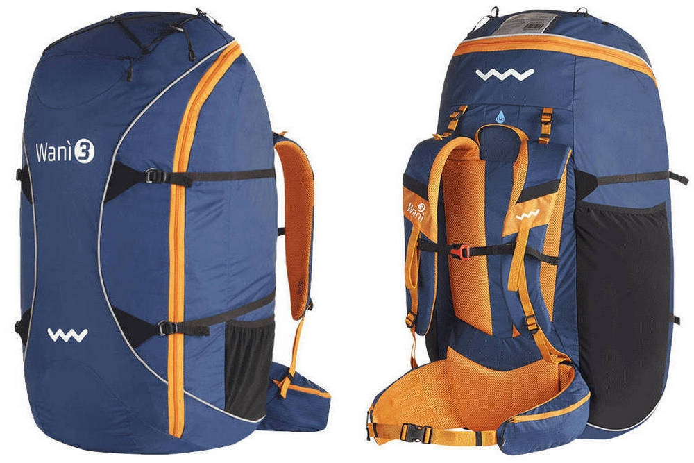 Wani 3 rucksack: completely redesigned for top comfort