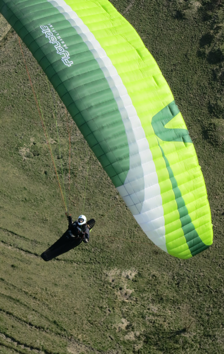 Learn from the latest paragliding equipment reviews