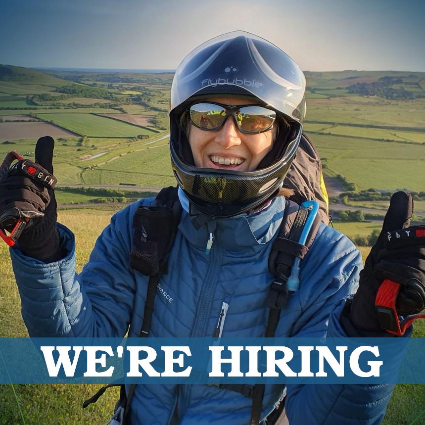 Vacancies: We're hiring!