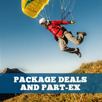 Package deals and part exchange
