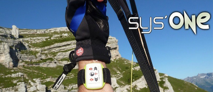 Syride SYS'One mini-vario