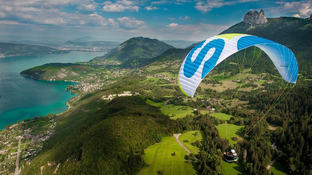 Supair Leaf paraglider review