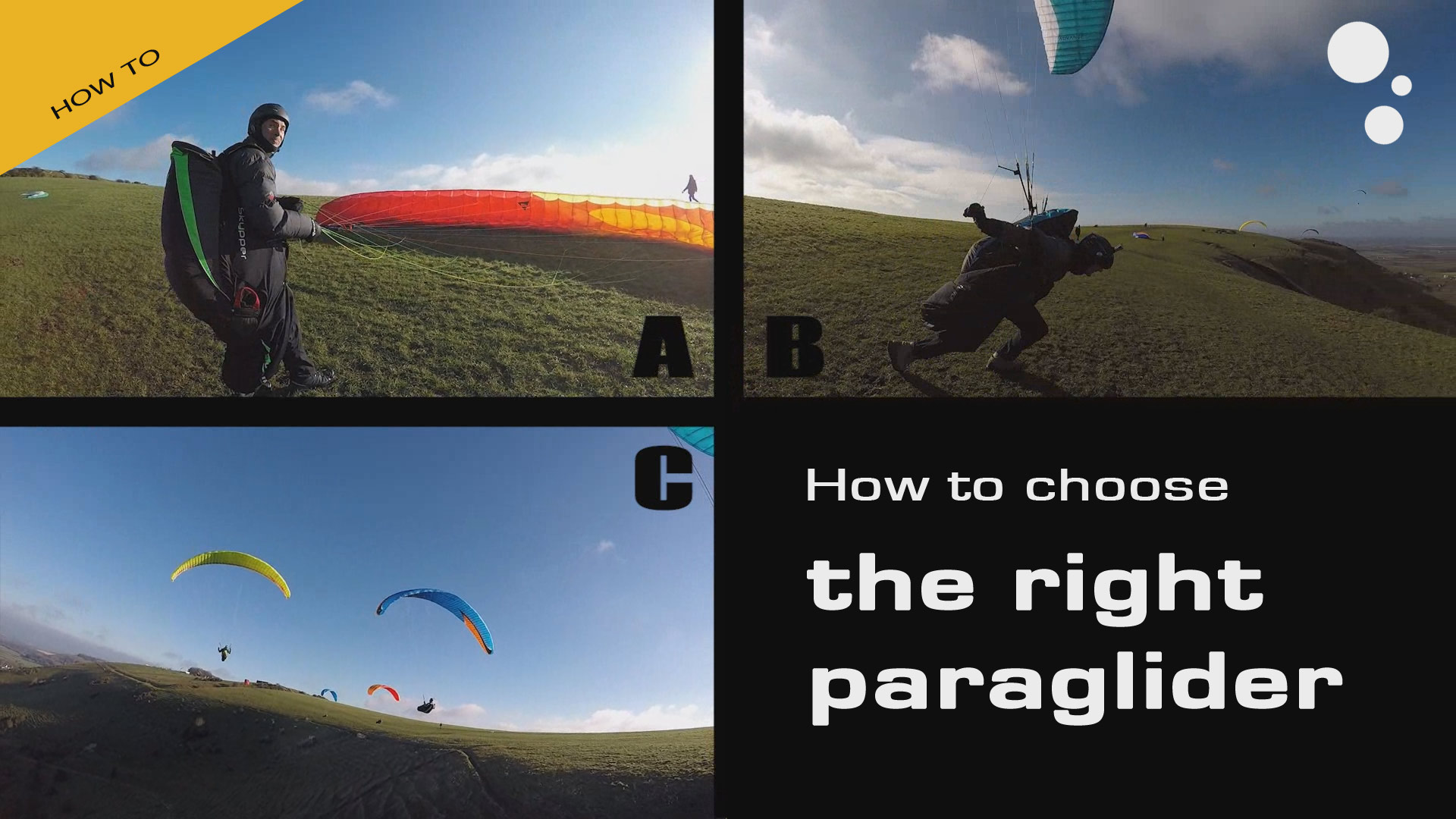choose-the-right-paraglider