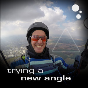 Trying A New Angle (by Greg Hamerton)