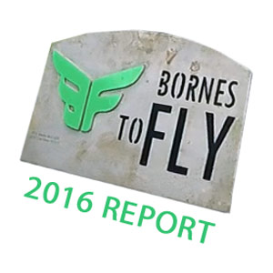 Bornes To Fly 2016
