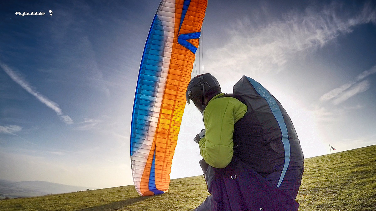 Skywalk Chili 4 review: kiting for fun