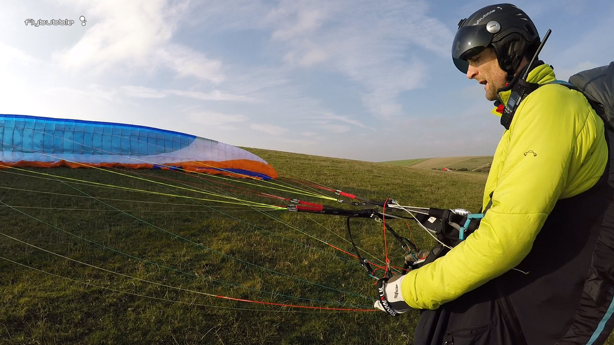Skywalk Chili 4 review: pinning the wing down