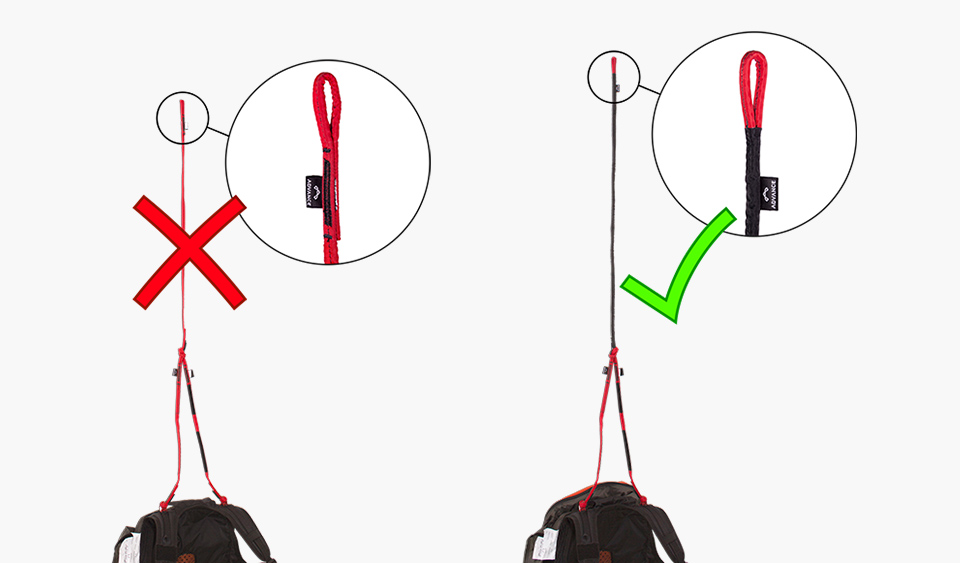 Advance Safety Bulletin - EASINESS and EASINESS 2 reversible harnesses