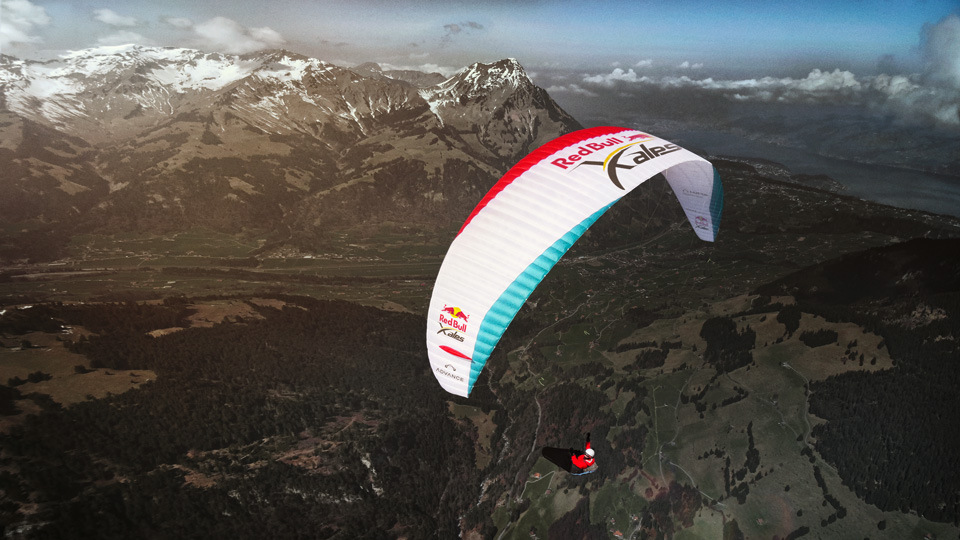 Advance OMEGA XALPS 2 (lightweight racing wing)