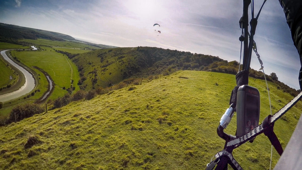How To Topland On a Paraglider