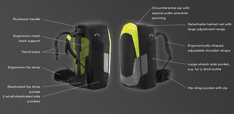 Advance Progress 3 review: backpack