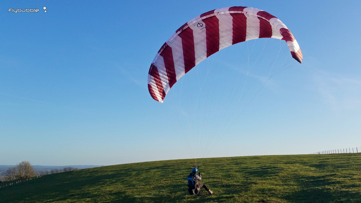 Paragliding Skills: Improve Your Ground Handling - Flybubble