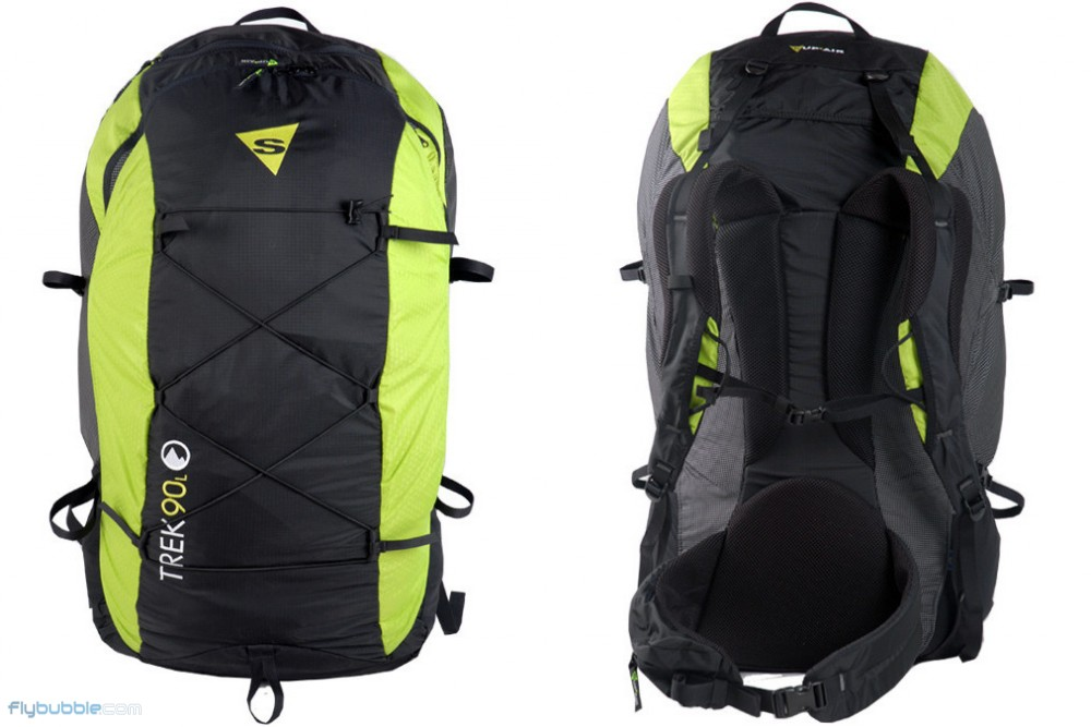 Supair Trek 90L Backpack review