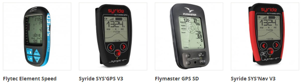 Choose the right instrument: altivario GPS