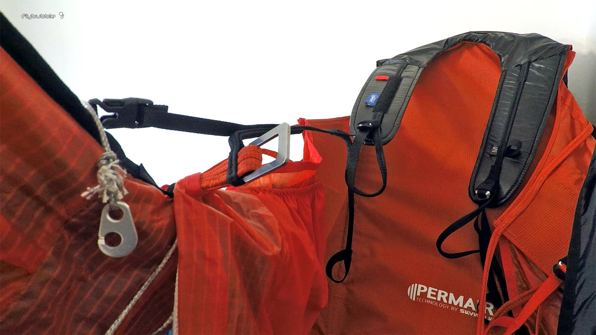 Skywalk RANGE XALPS 2 Review: detail