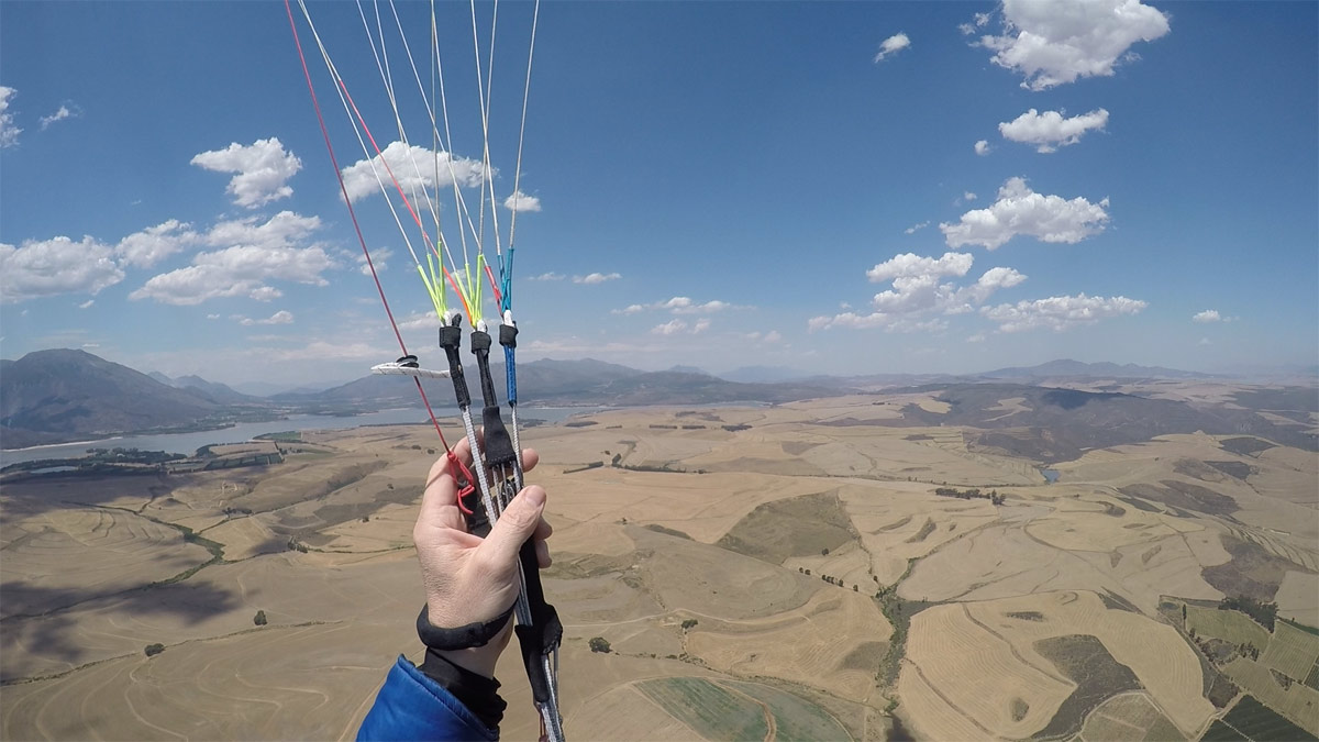 10 Things I Wish I'd Known (Paragliding): 5