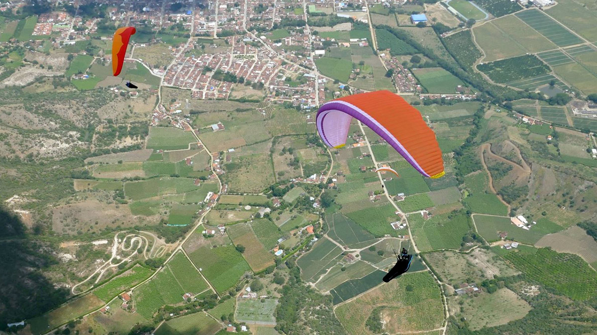 10 Things I Wish I'd Known (Paragliding): 1