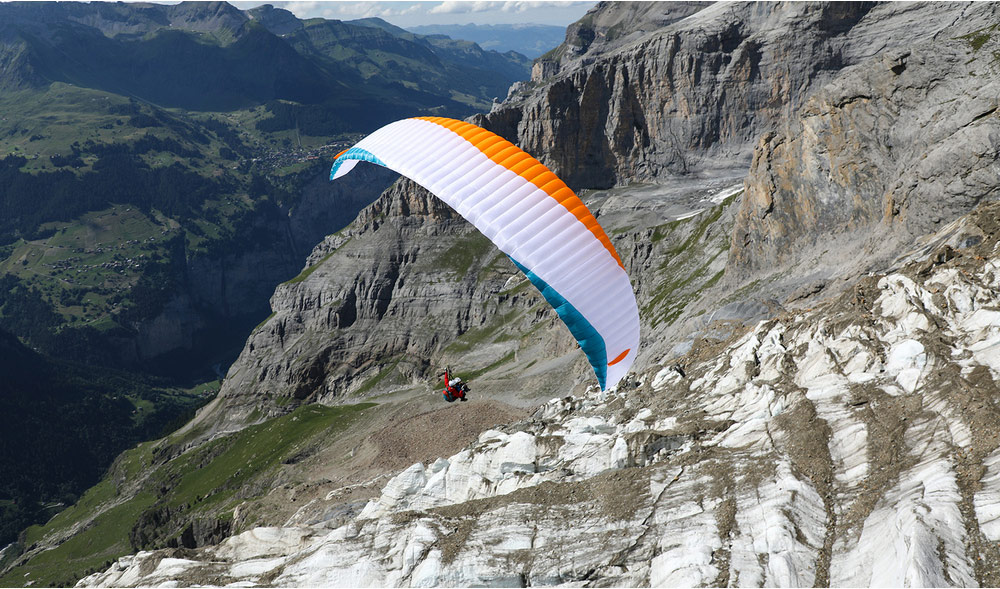 Hike and FLY tandem