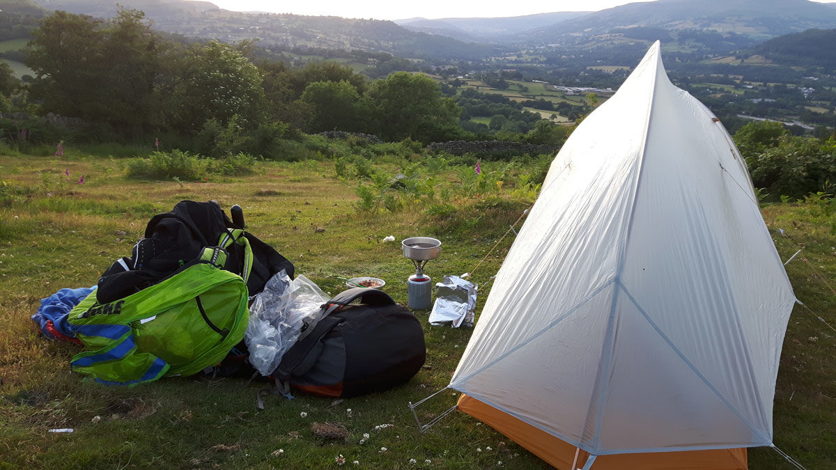 How to Volbiv: the best tent setup