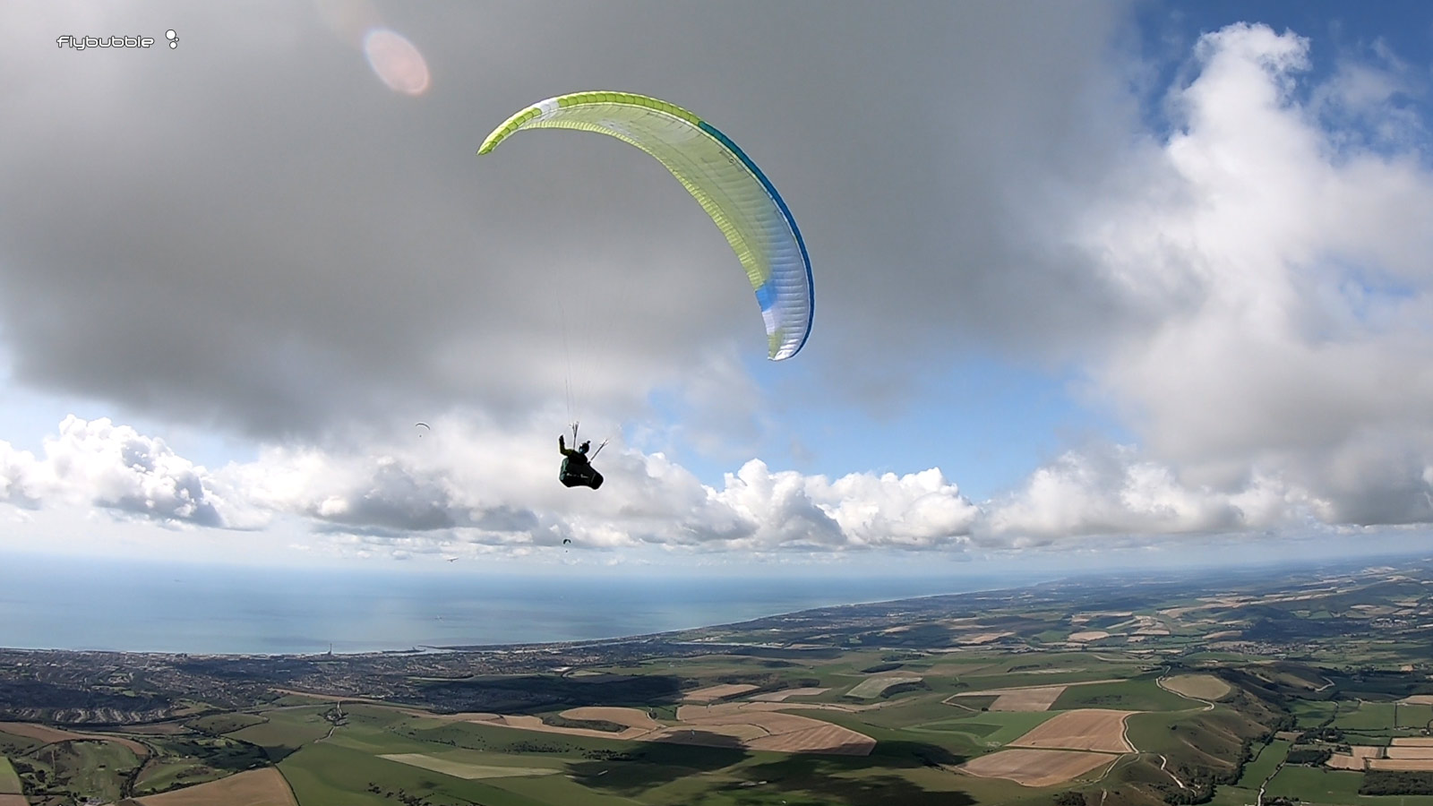 Supair STEP Paraglider Review - Flybubble Blog