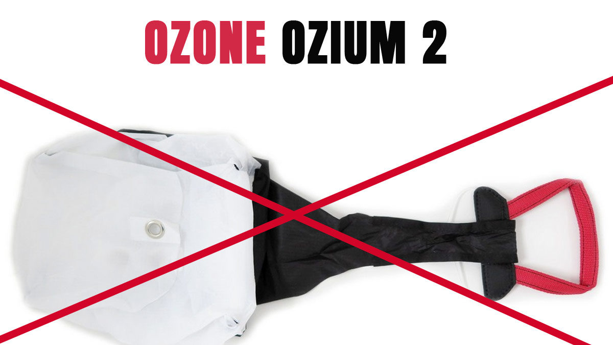 Ozone OZIUM 2 safety notice