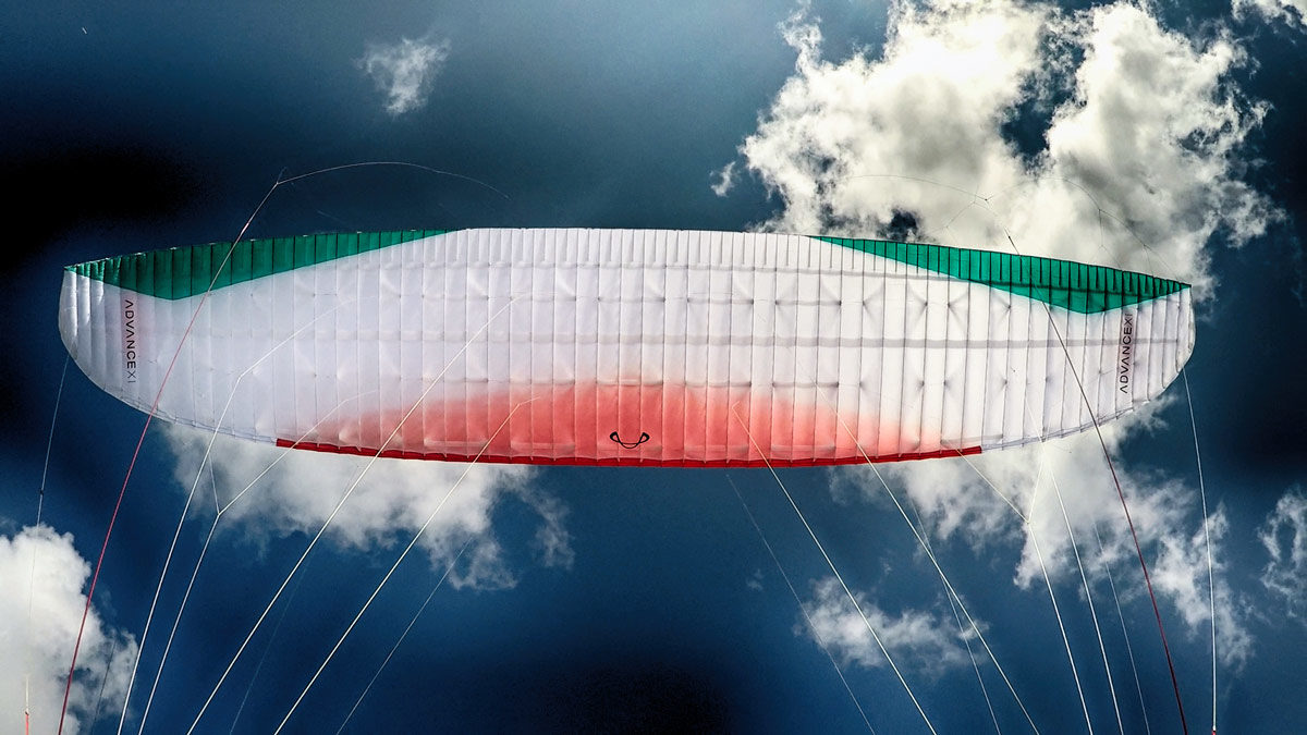 582c5a0662 Advance XI (Paraglider Review) - Flybubble Blog