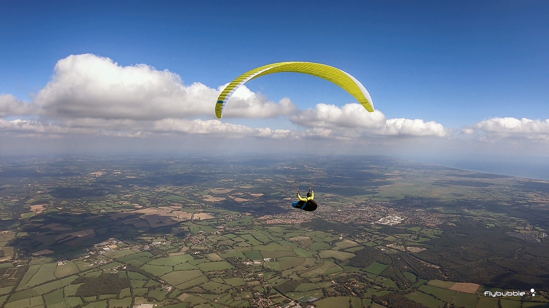 Advance XI paraglider review: high trim speed