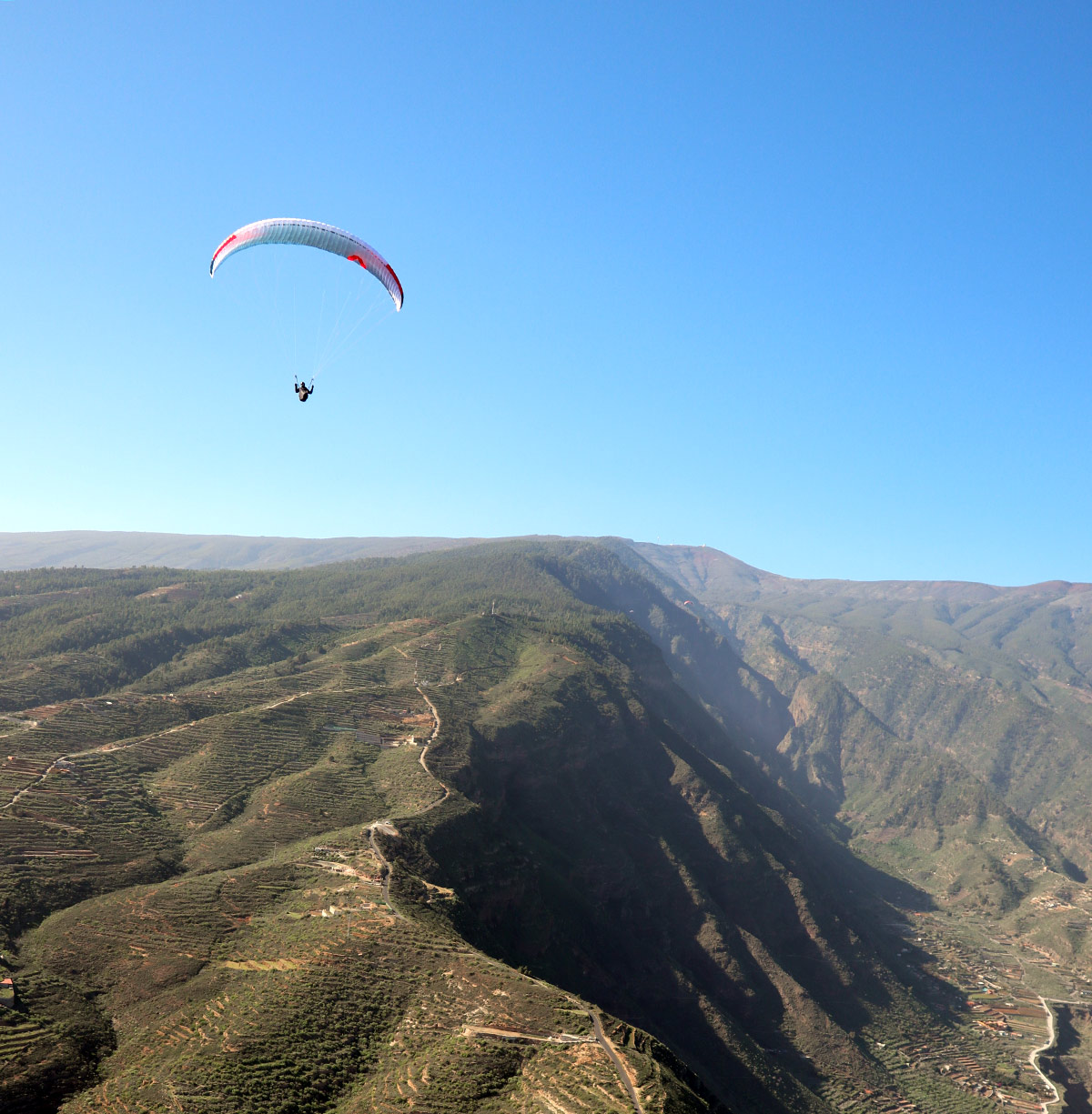 Skywalk ARAK paraglider review: Tenerife testing
