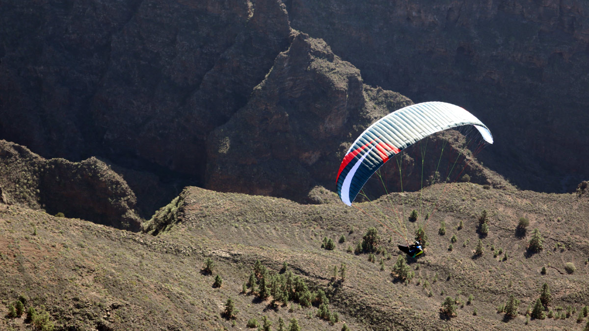 Skywalk ARAK paraglider review: confidence