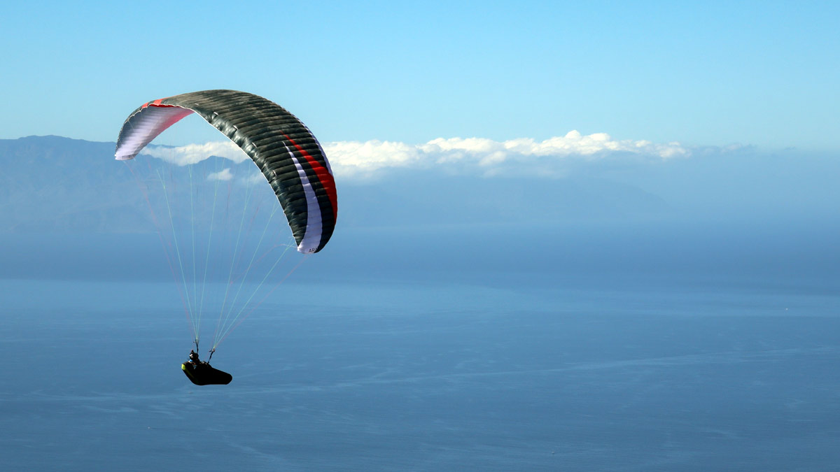 Skywalk ARAK paraglider review: thermaling